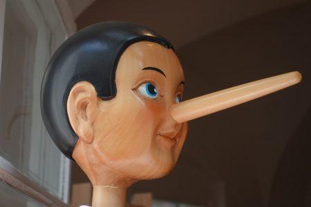 koliko često lažete sebe